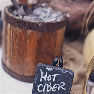 Hot Cider Beverage