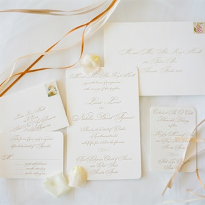 Elegant Invitation Set
