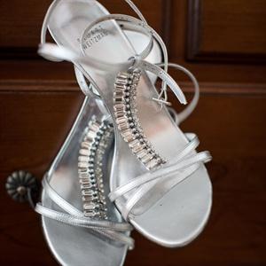 Crystal Stuart Weitzman Heels