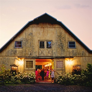 Rustic Chic Barn Space
