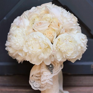 Oversized Peony and Rose Bouquet