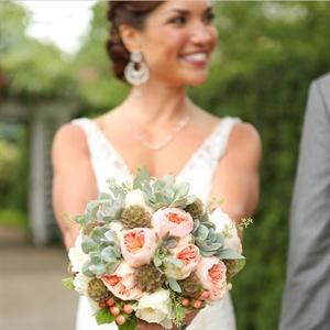 Lush Ranunculus Bridal Bouquet