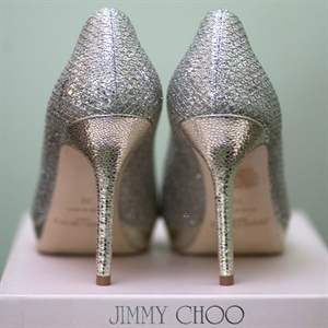 Glam Jimmy Choo Heels