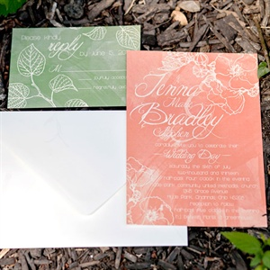 Colorful Invitations
