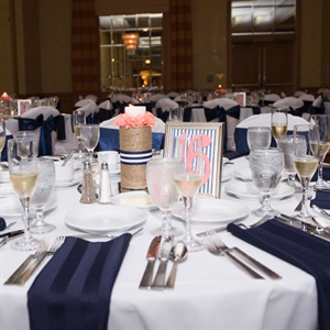 Nautical-Inspired Reception