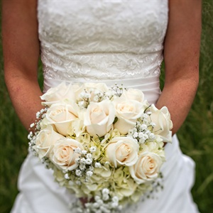 Timeless Bridal Bouquet