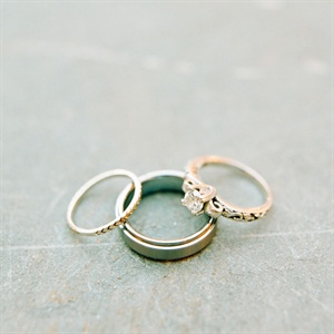 Antique-Inspired Rings