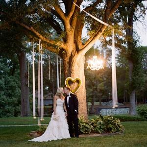 Tree Ceremony Decor