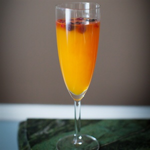Orange Signature Cocktail