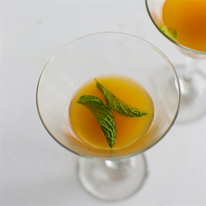 Orange Specialty Cocktail