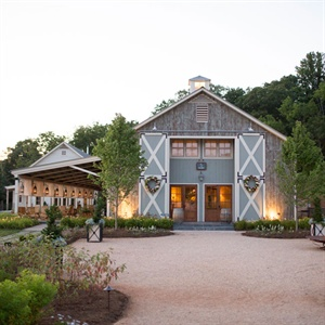 Elegant Barn Reception