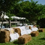 Haystack Wedding Seating