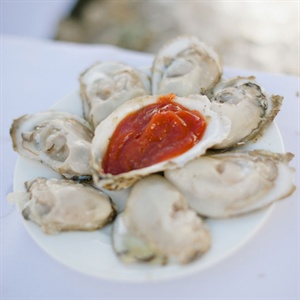 Oyster Hors d'Oeuvres