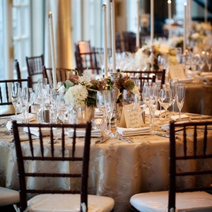 Chic Equestrian Reception
