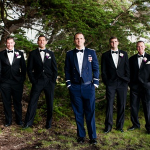 Traditional Formal Groomsmen