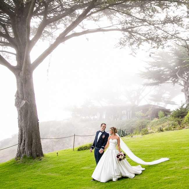 Jeff and Kim got married in Anderson Canyon in Big Sur, CA.