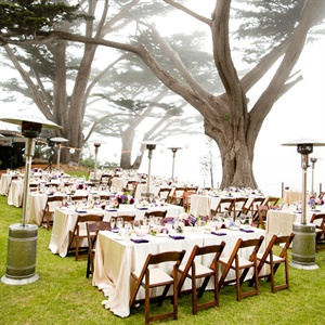 Formal Outdoor Reception