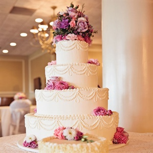 Traditional Buttercream Cake