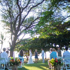 Barefoot Wedding Ceremony
