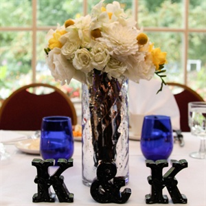 Initial Reception Centerpiece