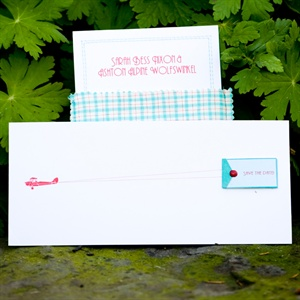 DIY Save-the-Date Cards