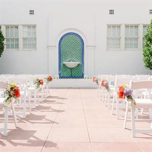 Sunny Outdoor Ceremony