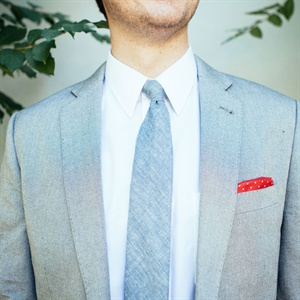 Light Blue J. Crew Suit