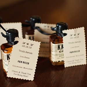 Kentucky Whiskey Favors