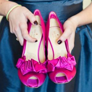 Hot Pink Kate Spade Heels