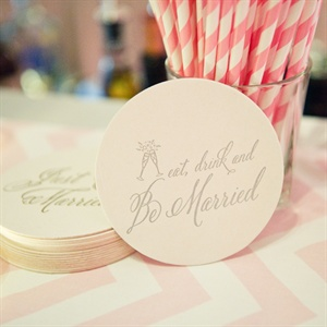 """Be Married"" Coasters"