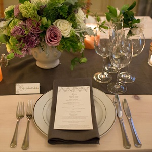 Refined Place Settings