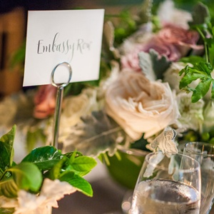 DC-Inspired Table Names