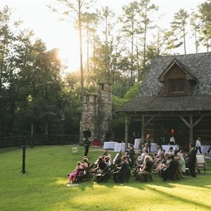 Quaint Outdoor Ceremony