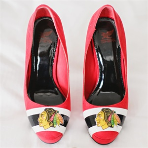 Custom Hockey Heels