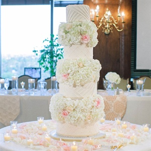 Elaborate Tiered Cake