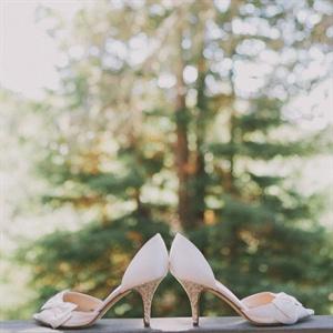 Kate Spade Bridal Heels