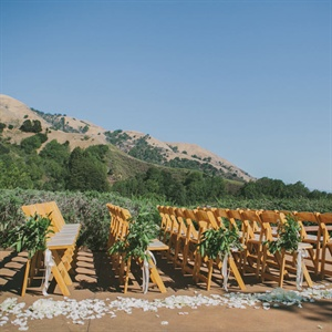 Mountainside Ceremony