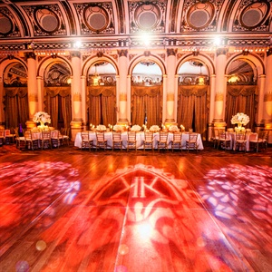 Personalized Dance Floor