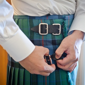 Traditional Kilt Formalwear