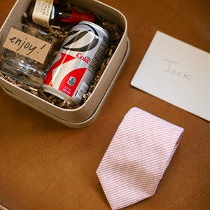 Whisky and Diet Groomsmen Gift