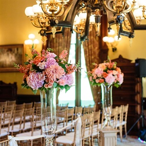 Elegant Ceremony Decor