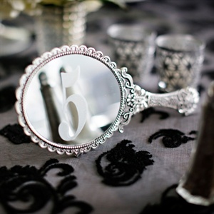 Hand Mirror Table Name