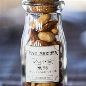 Assorted Nuts Favors