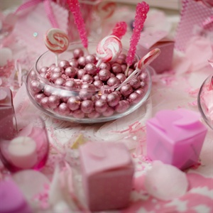 Pink Treat Table