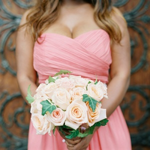 Osiana Rose Bridesmaid Bouquet