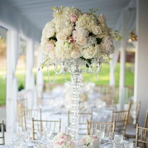 Elegant Floral Centerpieces