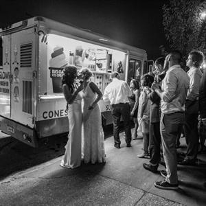 Dessert Ice Cream Truck