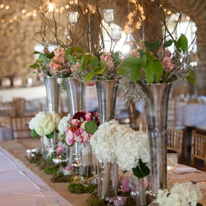 High Floral Centerpieces