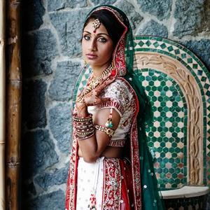 Cultural Bridal Look