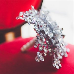 Crystal Bridal Bouquet